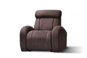 Кресло Филадельфия с реклайнером на электроприводе - Мебельная фабрика «Маск»