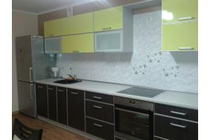 Функциональная прямая кухня - Мебельная фабрика «C&K»