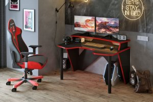 Геймерский стол компьютерный - Мебельная фабрика «МЭРДЭС»