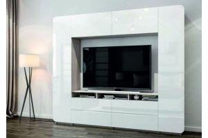 Гостиная стильная МДФ 12 - Мебельная фабрика «Фаворит»
