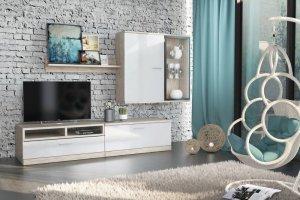 Гостиная Домино-3 - Мебельная фабрика «Континент»