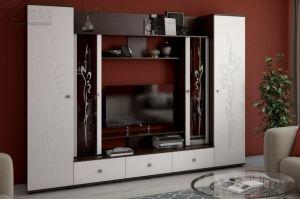 Гостиная Флоренция-4 - Мебельная фабрика «Стиль»