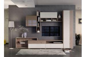 Гостиная МОДУЛЬ - Мебельная фабрика «Гайвамебель»