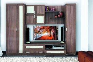 Гостиная Оливия (экокожа) - Мебельная фабрика «Зарон»