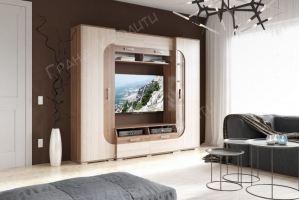 Гостиная Пальмира - Мебельная фабрика «Гранд Кволити»