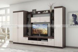 Гостиная Премьера 15 - Мебельная фабрика «Астрид-Мебель (Циркон)»