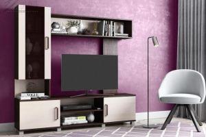 Гостиная Соло-7 - Мебельная фабрика «Стиль»