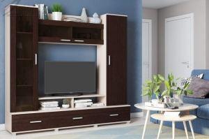 Гостиная Соло-8 - Мебельная фабрика «Стиль»