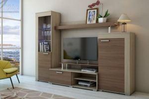 Гостиная Соло-9А - Мебельная фабрика «Стиль»