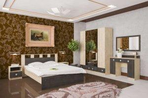Спальный гарнитур Гретта 2 - Мебельная фабрика «Д.А.Р. Мебель»