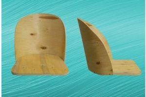 Каркас стула из фанеры Модель 5-2 - Оптовый поставщик комплектующих «Сектор WOOD»
