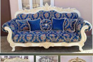 Классический диван Королева - Мебельная фабрика «Империя мебель»