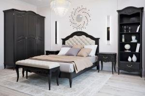Комплект для спальни Французский Прованс-4 - Мебельная фабрика «Royal Dream»