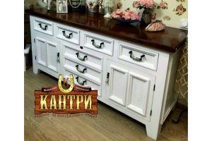 Комод  1121 - Мебельная фабрика «Кантри»