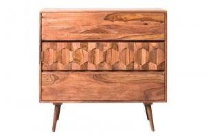 Комод из дерева Ода-2 - Мебельная фабрика «WOODGE»