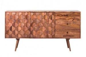 Комод из дерева Ода - Мебельная фабрика «WOODGE»