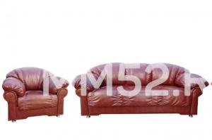 Комплект мягкой мебели Фортуна - Мебельная фабрика «Мир Мебели»