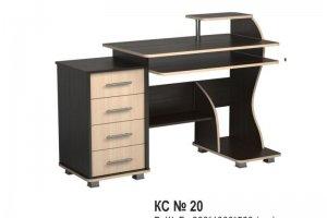 Компьютерный стол 20 - Мебельная фабрика «А-Элита»