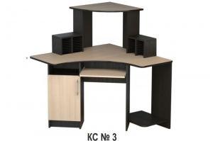 Компьютерный стол 3 - Мебельная фабрика «А-Элита»