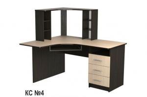 Компьютерный стол 4 - Мебельная фабрика «А-Элита»