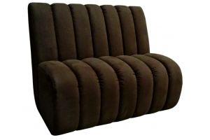Коричневый диван 87 - Мебельная фабрика «Мега-Проект»
