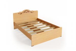 Кровать КР-03/1 1400*1900 - Мебельная фабрика «Милайн»