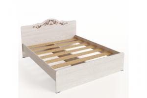 Кровать КР-03/1 1600*1900 - Мебельная фабрика «Милайн»
