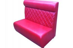 Красный Диван 15 - Мебельная фабрика «Мега-Проект»