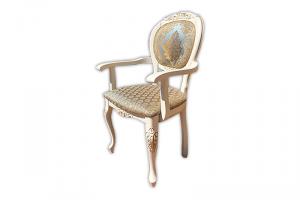 Кресло Барокко резьба - Мебельная фабрика «Attic»