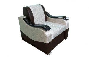 Кресло глухое с декором - Мебельная фабрика «ГудВин»
