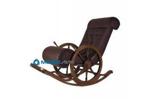 Кресло-качалка Штурвал Тенария 4 - Мебельная фабрика «Мебелик»