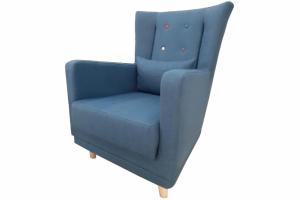 Кресло Клементина - Мебельная фабрика «Комфорт-S»