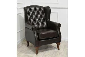 Каминное кресло с ящиком - Мебельная фабрика «ЮлЯна»
