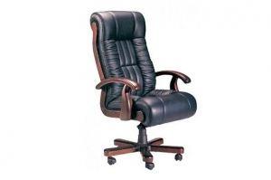 Кресло руководителя Parlament C-10 экокожа - Мебельная фабрика «Бриск»