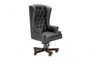 Кресло руководителя Президент экокожа - Мебельная фабрика «Бриск»
