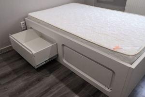 Кровать 01 - Мебельная фабрика «СОЮЗ»