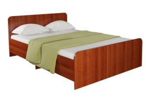 Кровать №1 ЛДСП - Мебельная фабрика «Террикон»