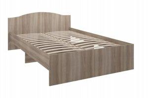 Кровать 1400 Доминик New - Мебельная фабрика «Комфорт-S»