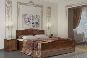 Кровать 160 ЖАКЛИН с подъемным механизмом - Мебельная фабрика «Гайвамебель»