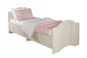 Кровать №2 ЛДСП - Мебельная фабрика «Террикон»