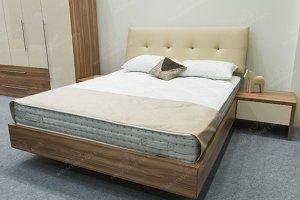 Кровать Акцент - Мебельная фабрика «Мелодия сна»