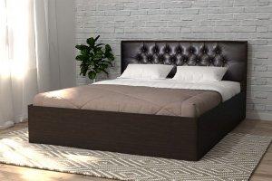 Кровать мягкая артикул 003 В2 - Мебельная фабрика «ДИАЛ»