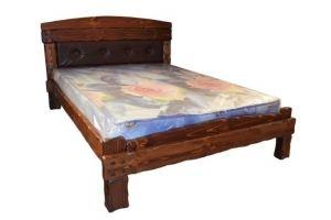 Кровать Барин с мягким изголовьем - Мебельная фабрика «Кедр-М»