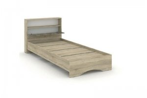 Кровать Бэст с блоком 09 - Мебельная фабрика «Айме мебель-милл»
