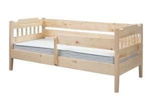 Кровать детская из массива - Мебельная фабрика «ИП Лапина Е.А.»
