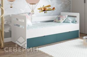 Кровать детская Алиса - Мебельная фабрика «Северин»
