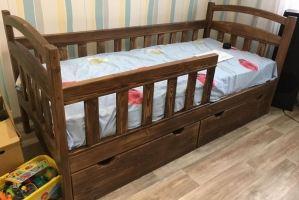 Кровать с ящиками Школьник - Мебельная фабрика «Массив»