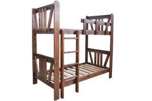 Кровать детская двухъярусная Машенька - Мебельная фабрика «Кедр-М»