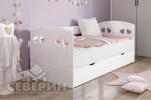 Кровать детская Мальвина - Мебельная фабрика «Северин»