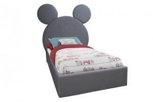 Кровать детская Микки - Мебельная фабрика «ЕвроСтиль»